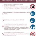DAL 18 MAGGIO RIPRENDONO LE SANTE MESSE CON IL POPOLO: INDICAZIONI PER L'ACCESSO IN CHIESA